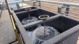 水処理機械 (DAF)のための分解された空気浮遊機械
