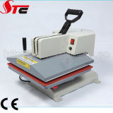 Hot Selling Shaking Head Heat Transfer Machine 40*50cm Corea Swing Away Head Heat Press Machine Hot Foil Stamping Machine