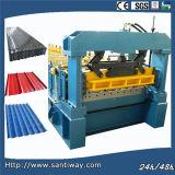 Панель из гофрированного картона роликогибочная машина изготовлена в Китае