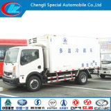 Dongfeng 4X2 Refrigerator Truck/4*2 Freezer Van Truck/Meat Vegetable Food Frozen Refrigerated Truck