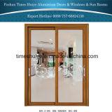 Нутряная дверь от 1 панели до 8 конструкций панелей