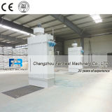 Manufactured Production Line for Animal Feed clouded