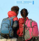 Le sac à dos de hausse extérieur imperméable à l'eau de sport de trekking balade le sac