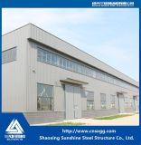 Qualitäts-helles Stahlkonstruktion-Lager mit Kran