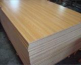 madera contrachapada de la melamina de 6m m para la decoración