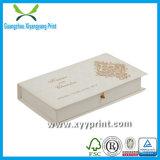 Top populaire et de haute qualité Custom Wedding Favor Box avec logo