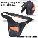 Nuevo diseño de la pesca con mosca bolso de la honda Paquete