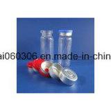 10ml effacent la fiole en verre tubulaire