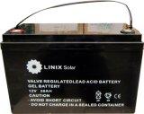 12V 80Ah batería para el sistema de Energía Solar