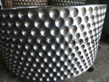25t/h haute pression de rouleau double bille Appuyez sur pour le charbon formant la machine