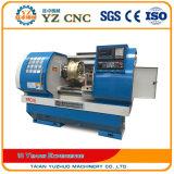 Máquina de torneado del torno de la rueda de la aleación del torno de la reparación del borde del CNC Wrc26 con el certificado del Ce