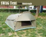 Beige/Grün einzeln/Abdeckungswag-Zelt des Doppelt-2 auf Verkauf