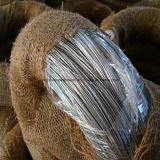 亜鉛によって塗られる熱い浸された電流を通された鉄ワイヤー