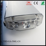 LED Emergency Lightbar in Aluminum Dome