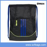 Мешок вкладыша Backpack Drawstring (красно, голубо, черно, желто, розово, военно-морской флот)