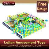 SGS 2014 Hot Style de jouet en plastique Mall intérieure Équipement de terrain de jeux