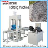 Mushroom elétrico Stone Making Machine para Split Face