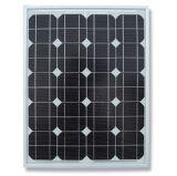 panneau solaire 30W mono pour le petit système d'alimentation solaire