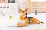 Peluche en peluche Jouet Simulé Sitting Dog