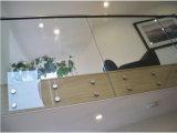 Bom suporte de vidro da braçadeira de vidro/aço inoxidável de Cliptop (80310. R)