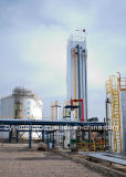 Cyyの企業によって溶かされる天燃ガスのプラント