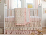 BBS406綿のDesingerの寝具の顔料によって印刷される織物、赤ん坊の寝具の卸売