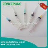 세륨 & ISO를 가진 살균된 3 Parts Disposable Syringe