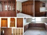 Ranurador del CNC del Atc de madera 1325 para los muebles de la cocina, puerta de madera