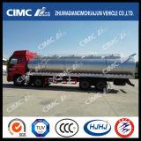 Cimc Aluminium Fuel / Oil / Disel / Tank Truck essence (15-30CBM)