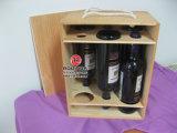 Boîtes à vin en bois personnalisées et sur mesure