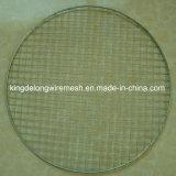 철사 피복 압출기 스크린 또는 압출기 스크린 팩 또는 플라스틱 밀어남 스크린 필터 (kdl-73)