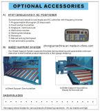 De Scherende Machine van de plaat, de Hydraulische Scherende Machine QC11y-6/4000 van de Guillotine