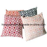 100%Coussin carré en toile de coton (HY189)