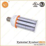 덮개 공장 가격을%s 가진 UL Dlc 175W 금속 할로겐 IP65 E40 60W LED 옥수수 빛