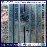 Construcción Estructura de acero pesado para taller y almacén