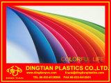 Feuille 3-10mm de mousse de PVC de couleur