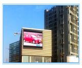 P8 à l'extérieur de la publicité numérique de l'écran à affichage LED