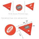 三角形の形の札入れPVCは札入れを変更する
