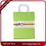Мешки подарка сплошного цвета Dt хозяйственных сумок Ross хозяйственных сумок Kraft магазина США супер