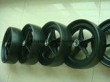 공장 편평한 자유로운 PU 거품 바퀴
