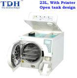 23L Open Tank Design Dental Autoclave mit Printer (BTD23-T)