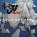 Materia prima dell'alcali di base, soda caustica in fiocco