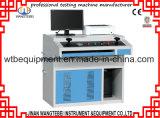Wth-W600 computergesteuerte elektrohydraulische Servouniversalprüfungs-Maschine