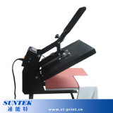 E Magnet T-shirt manuel haute pression Machine de transfert de presse