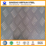 Q235 1250mm Ms Checkered Plate