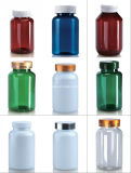 بيضاء [250مل] محبوب زجاجات بالجملة لأنّ صيدلانيّة يعبّئ