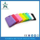 Los productos electrónicos personalizados Funda de caucho de silicona para el teléfono celular