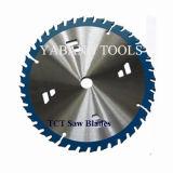 CTT Circular Saw Blade per Cutting Wood, Aluminum, Metal