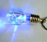 Logo Printed (3032)를 가진 소형 Flashing LED Light Keyring