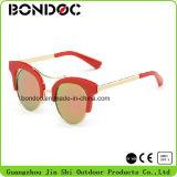 De hete Verkopende Zonnebril Van uitstekende kwaliteit van het Metaal van de Stijl